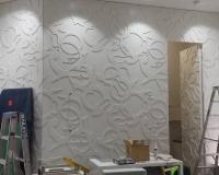 Cinori Shoes Lasercut 3D wall