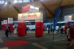 Higer Bus Trade Show