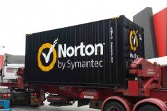 Norton Shipping Container