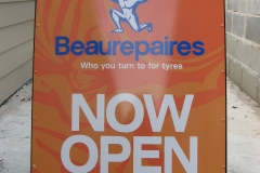 Beaurepaires A Board