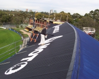 Richmond Football Club roof