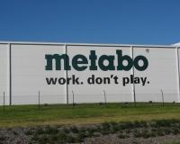 Metabo signage Eastlink freeway