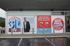 Harvey Norman Mentone Promotional digital prints