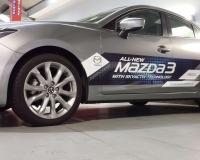 Penfold Mazda Hawthorn Mazda 3 Launch