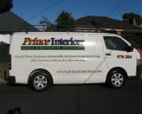 Prince Interiors Hi Ace Van