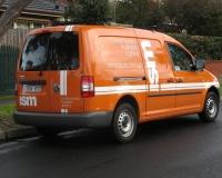 Contemporary Australian Lighting VW Caddy
